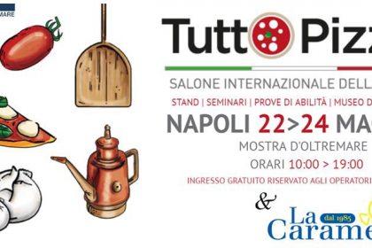 Tutto Pizza 2017: Salone Internazionale della Pizza